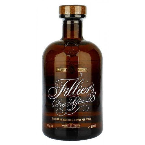 Filliers Dry Gin 28 Small Batch