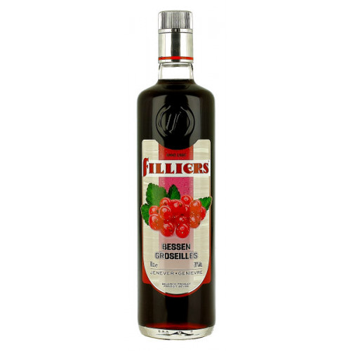 Filliers Red/Blackcurrant Jenever