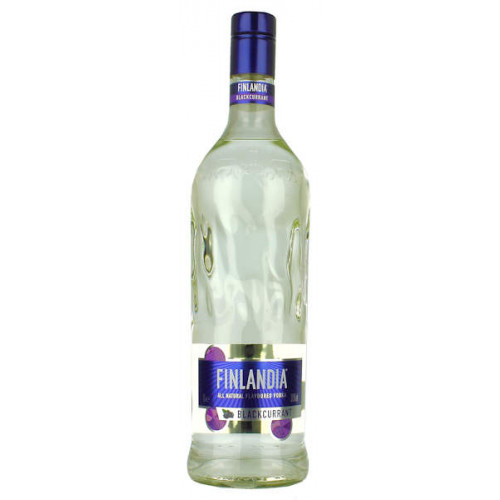Finlandia Blackcurrant Vodka 1 Litre
