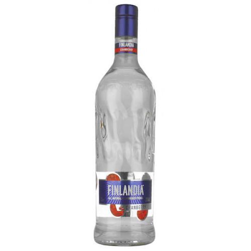 Finlandia Cranberry Vodka 1 Litre
