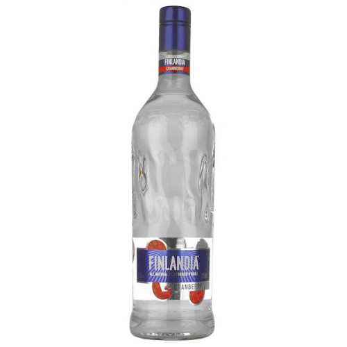 Finlandia Cranberry Vodka 1 Litre