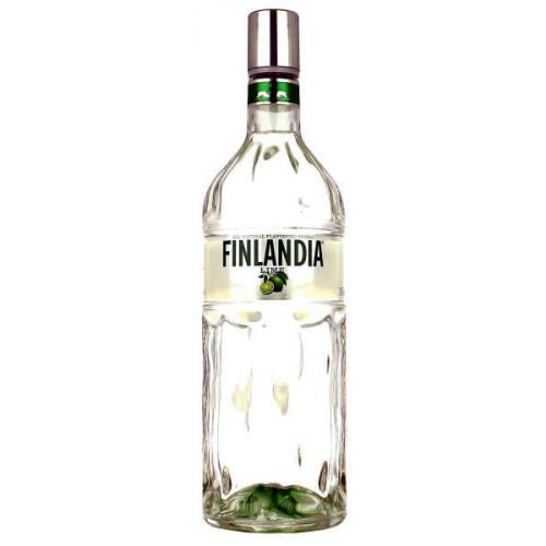 Finlandia Lime Vodka 1 Litre