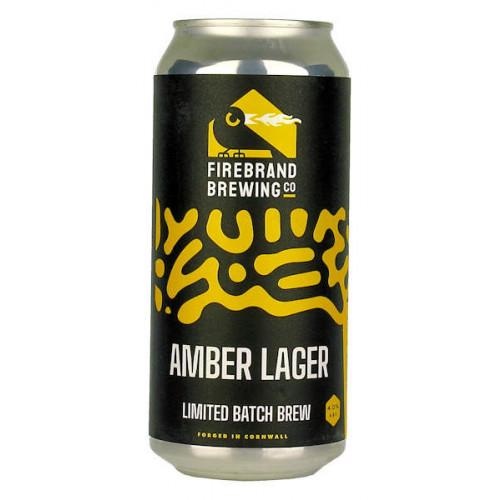 Firebrand Amber Lager