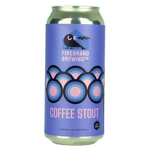Firebrand Coffee Stout