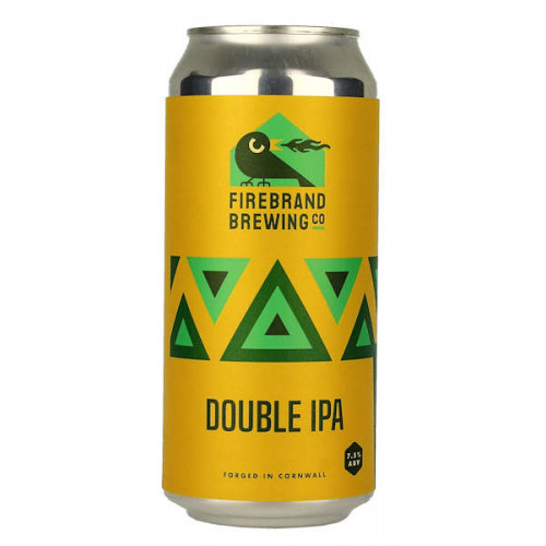 Firebrand Double IPA Can