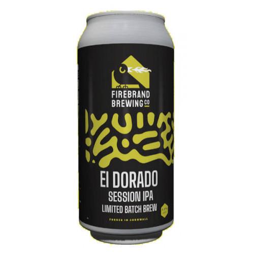 Firebrand El Dorado Session IPA