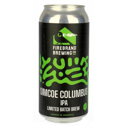 Firebrand Simcoe Columbus IPA