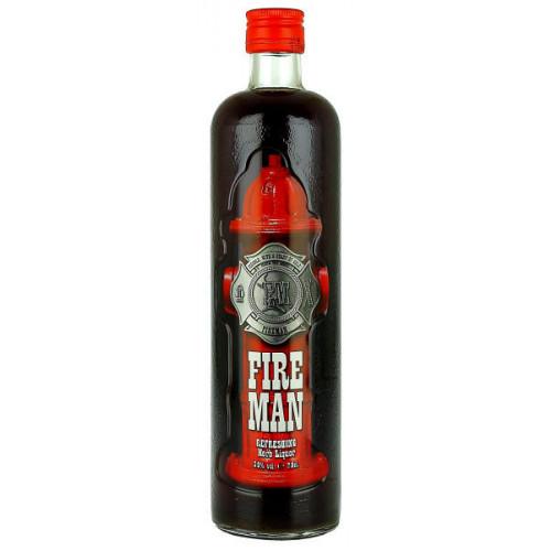 Fireman Herb Liqueur