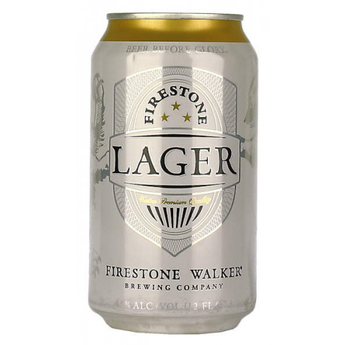 Firestone Walker Lager