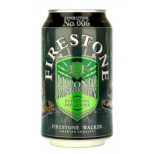 Firestone Walker Luponic Distortion Revolution No. 006