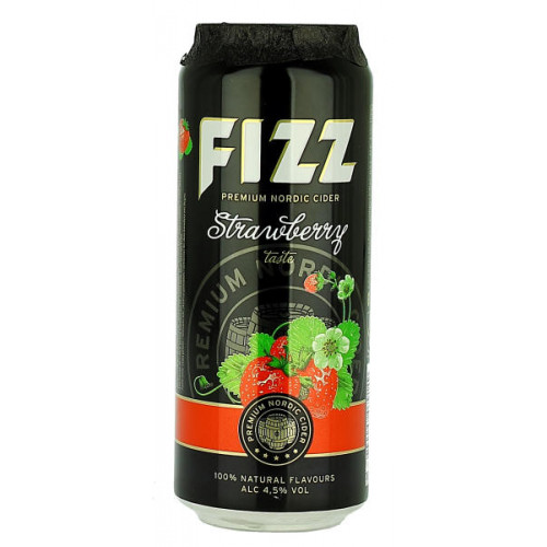 Fizz Strawberry Cider