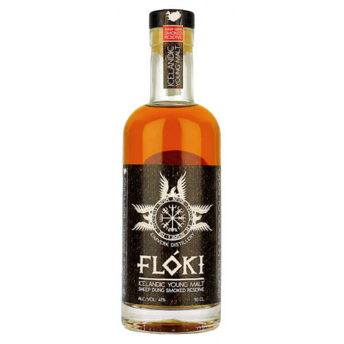 Floki Icelandic Young Malt Sheep Dung Smoked Reserve