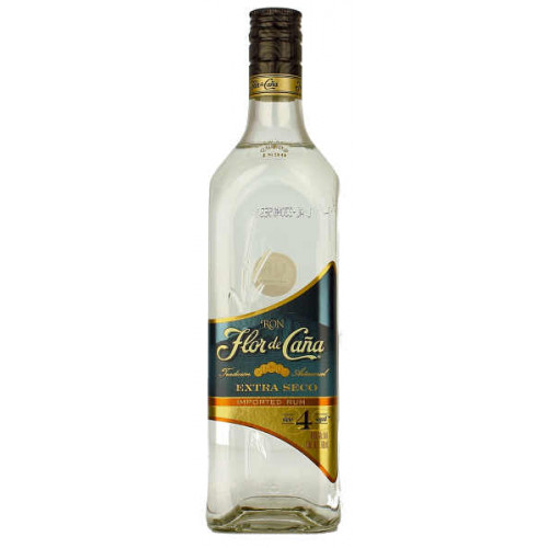 Flor de Cana 4 Year Old Extra Dry Rum