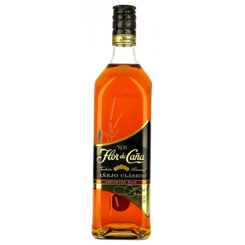 Flor de Cana 5 Year Old Black Label