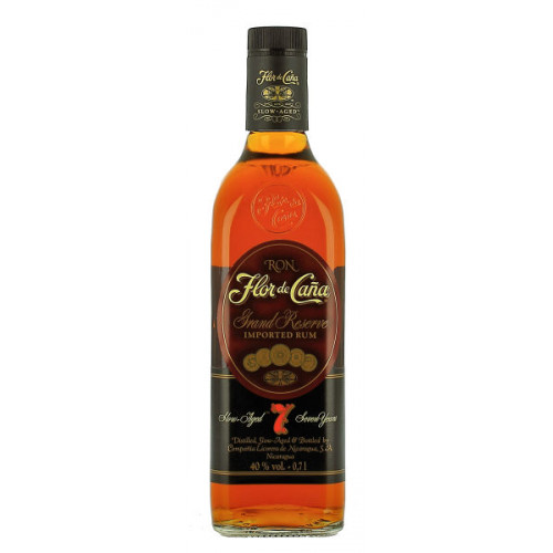 Flor de Cana 7 Year Old Grand Reserve 700ml