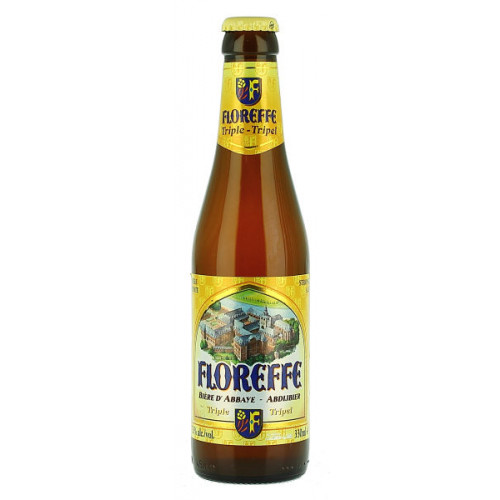 Floreffe Tripel (Yellow)
