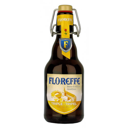 Floreffe Tripel (Yellow) Flip Top