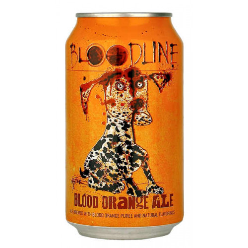 Flying Dog Bloodline Blood Orange IPA Can