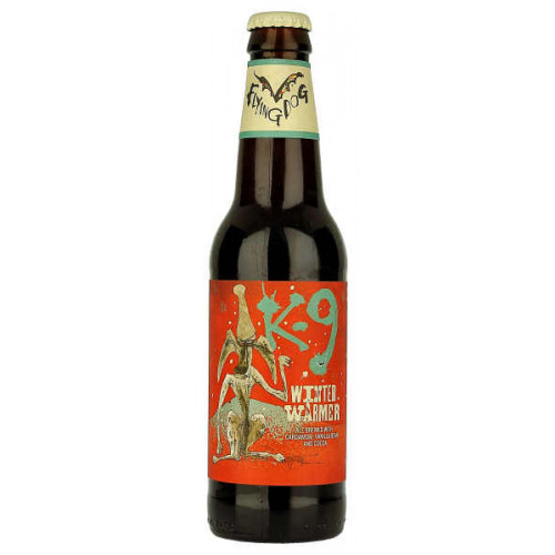 Flying Dog K-9 Cruiser Winter Warmer Ale