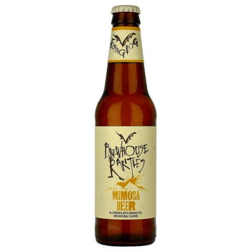 Flying Dog Brewhouse Rarities Mimosa Beer
