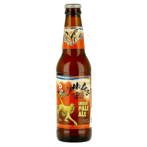 Flying Dog Snake Dog IPA (B/B Date 17/05/19)