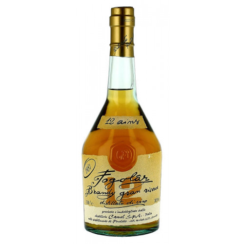 Fogolar Brandy Gran Riserve