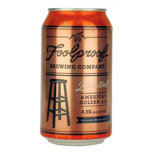 Foolproof Barstool American Golden Ale