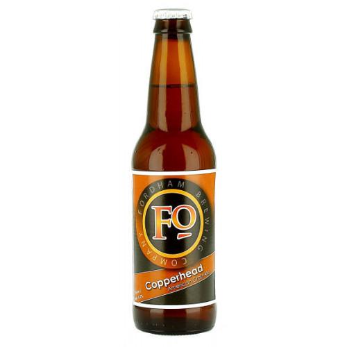 Fordham Brewing Copperhead