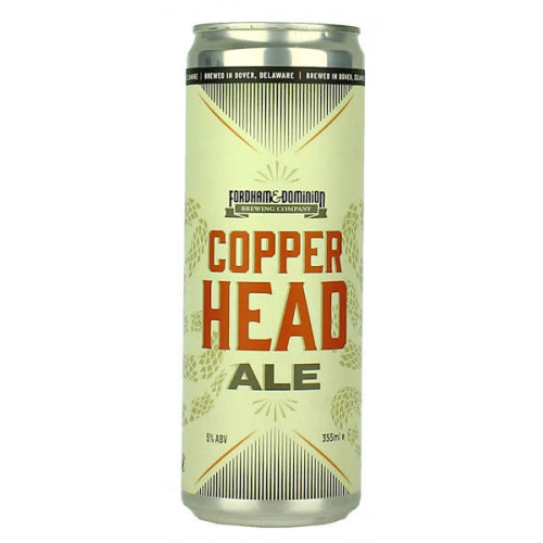 Fordham Brewing Copperhead Can
