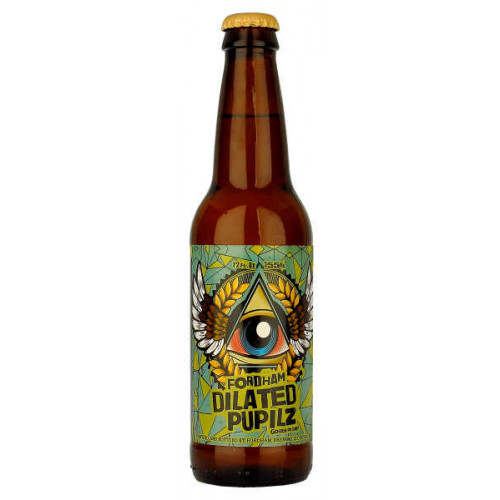 Fordham Brewing Dilated Pupilz Golden Pilsner