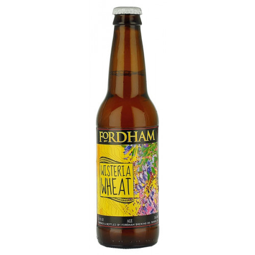 Fordham Brewing Wisteria Wheat