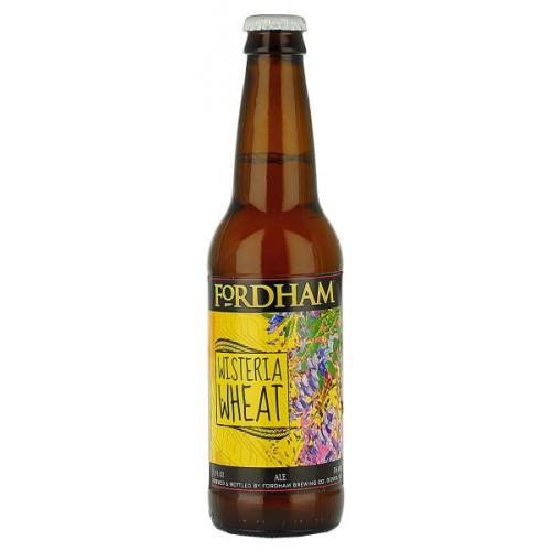 Fordham Brewing Wisteria Wheat