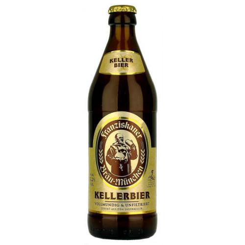 Franziskaner Kellerbier (B/B Date End 04/19)