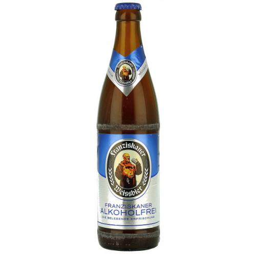 Franziskaner Hefe-Weissbier Alkoholfrei
