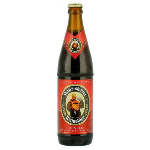 Franziskaner Hefe-weissbier Dunkel