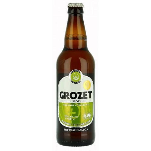 Heather Ale Grozet Gooseberry Ale