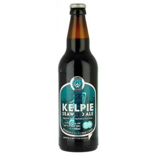 Heather Ale Kelpie Seaweed Ale