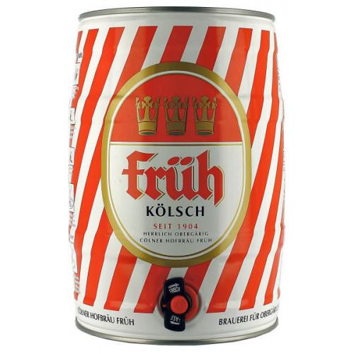 Fruh Kolsch 5 Litre Mini Keg