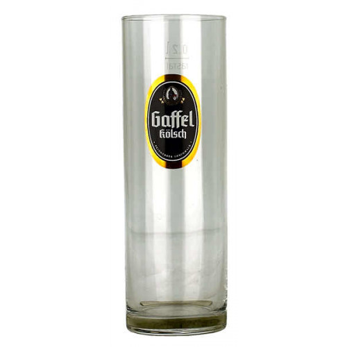Gaffel Stange Glass 0.2L