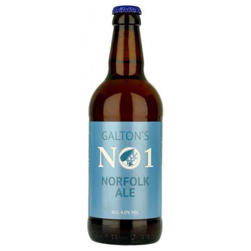 Galton's No1 Norfolk Ale