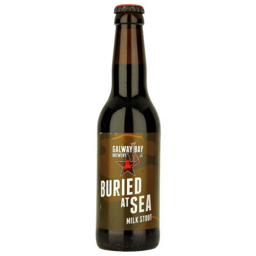 Galway Bay Brewery Buried at Sea