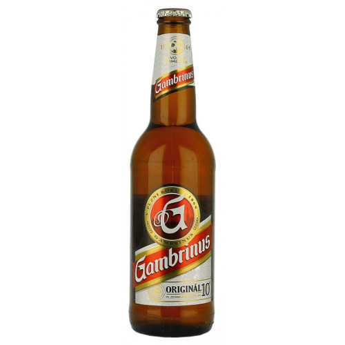 Gambrinus Original 10