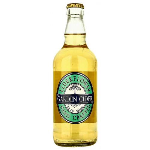 Garden Cider Elderflower