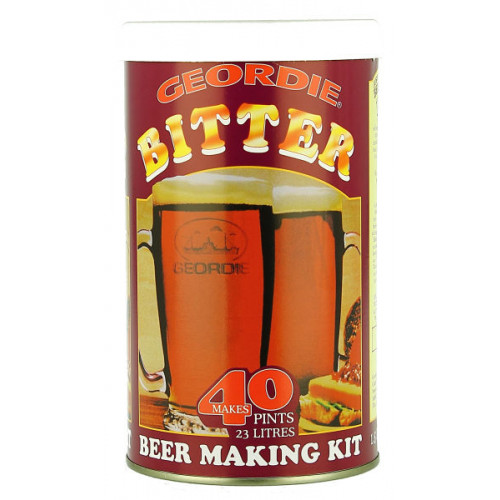 Geordie Bitter Home Brew Kit