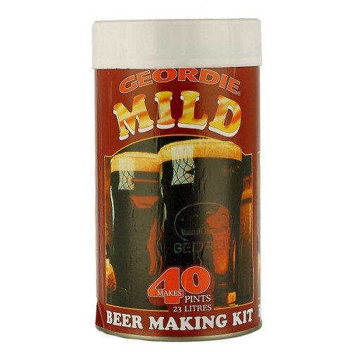 Geordie Mild Home Brew Kitt