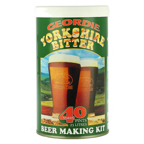 Geordie Yorkshire Bitter Home Brew Kit