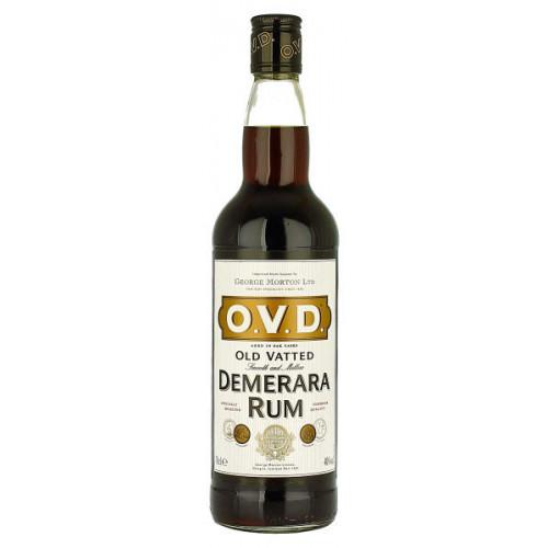 George Morton O.V.D. Demerara Rum