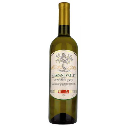 Geowine Alazani Valley White Semi Sweet Wine