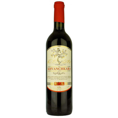 Geowine Khvanchkara Red Semi-Sweet Wine