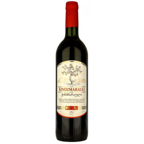 Geowine Kindzmarauli Red Semi Sweet Wine